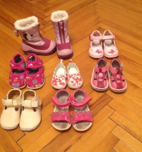 Обувь для девочки 17-20 р