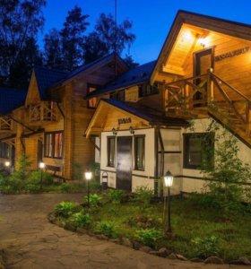 """Отель -ресторан """" Боярская усадьба"""""""
