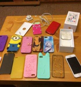 Чехол iPhone 5s 5c 5 корпус айфон