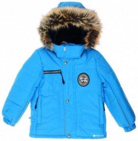 Новая зимняя куртка Lenne.