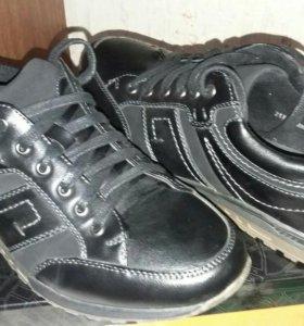 Мужские ботинки весна осень.