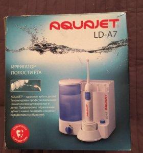 Ирригатор для полости рта Aquajet LD-A47
