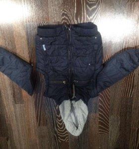 Куртка -жилетка oldos98р