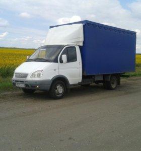 Перевозки грузов на Газели