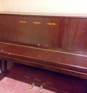 Пианино Юность, даром