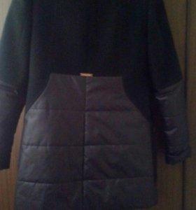 Красивое новое пальто