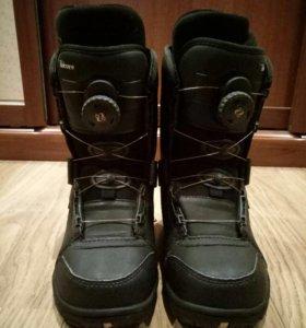 Ботинки для сноуборда детские Vans Encore