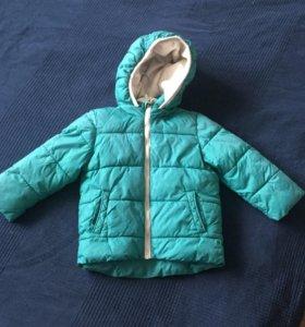 Куртка для мальчика Zara baby