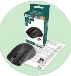 Мышь беспроводная USB Ritmix RMW-555
