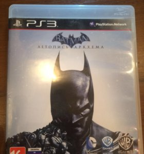 Batman Летопись Аркхема (PS3)
