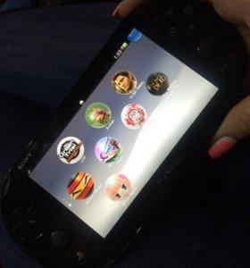 PS Vita 2016г
