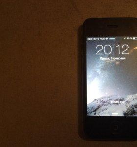 iPhone 4 s 8 ГБ
