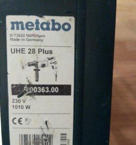 Перфоратор metabo UHE 28 plus