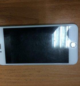 iPhone 6 Plus 16gb silver