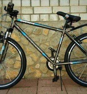 """Велосипед Stinger graphite 26"""""""