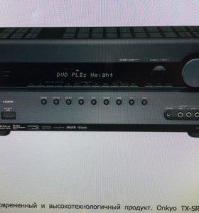 AV ресивер Onkyo TX-SR607