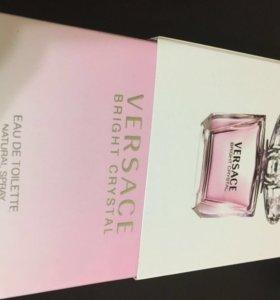 Versace Bright Crystal женский парфюм/ духи