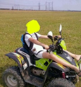 Квадроцикл STELS 50