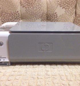 Принтер, HP Photosmart C3100 All-in-One series