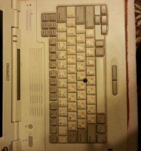 Раритетный ноутбук