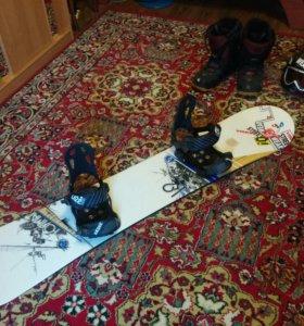 Сноуборд K2