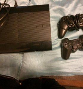 PS3 PlayStation Super Slim 500 GB