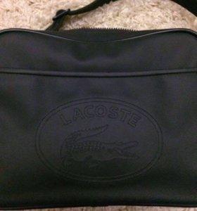 Lacoste 🐊 original сумка 👜