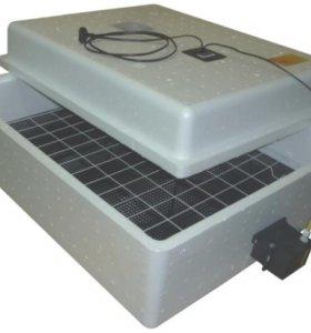 Инкубатор (полный автомат) 104 яйца 220/12вольт