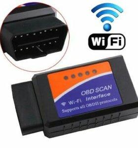 WiFi сканер ELM 327 OBD2 для диагностики авто