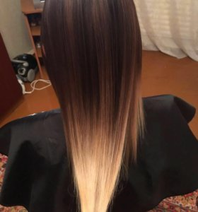 Окрашивания волос