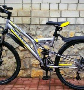 """Велосипед Forward raptor 26"""""""