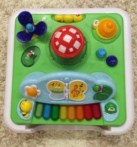 Музыкальный игровой стол Chicco