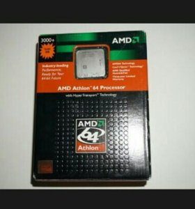 Процессор AMD Athlon 64(socket 939)