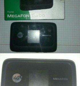 Мобильный роутер Megafon