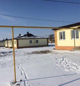 Квартира 3х комнатная новая 800000 ₽ п. ИКИ-БУРУЛ