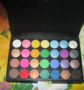 Тени 28цветов