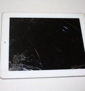 Ремонт экрана на iPad