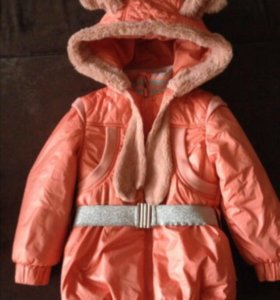 Комплект куртка+штаны orby весна-осень 4-5 лет