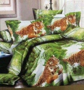 2 спальный Комплект постельного белья
