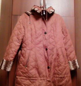 Куртка зима 50-52