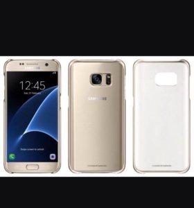 Чехол для Samsung S7 Edge