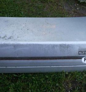 Крышка багажника пежо 605