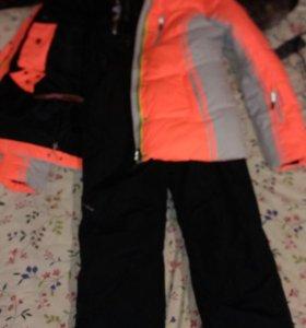Зимняя куртка wakarda