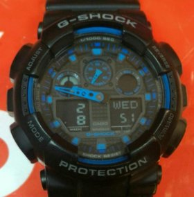 Кварцевые наручные часы Casio GA-100-1A2