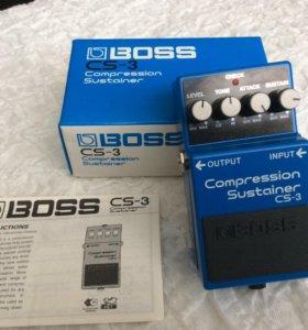 Boss CS-3 компрессор-сустенер