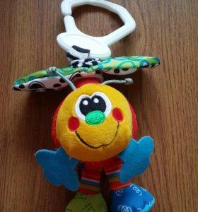 Детская подвеска-игрушка ПЧЕЛКА.