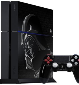 PlayStation 4 Star Wars limited Edition 1TB (ps4)