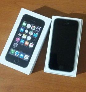Телефон iphon5s 16g