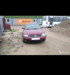 Volkswagen Passat 1.8 AT, 2001, седан