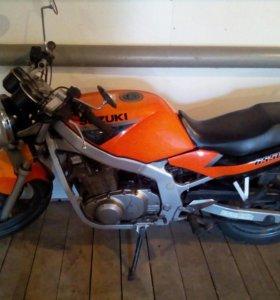 Мотоцикл Suzuki GS500E